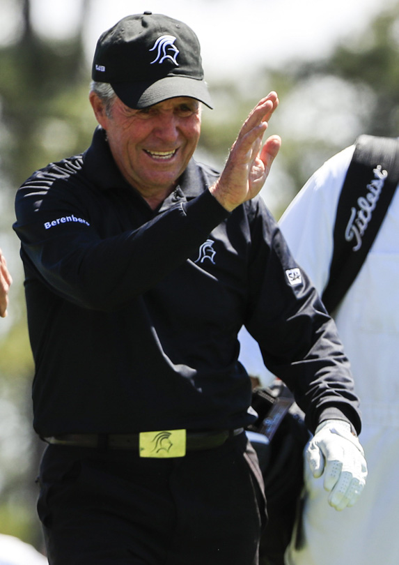 Gary Player net worth