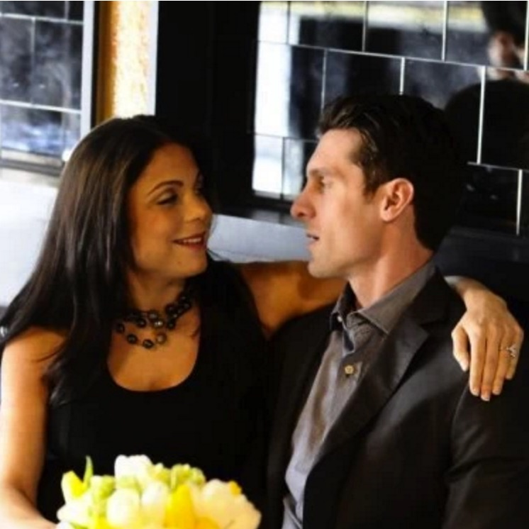 Real Housewives of New York star Bethenny Frankel and ex-husband Jason Hoppy