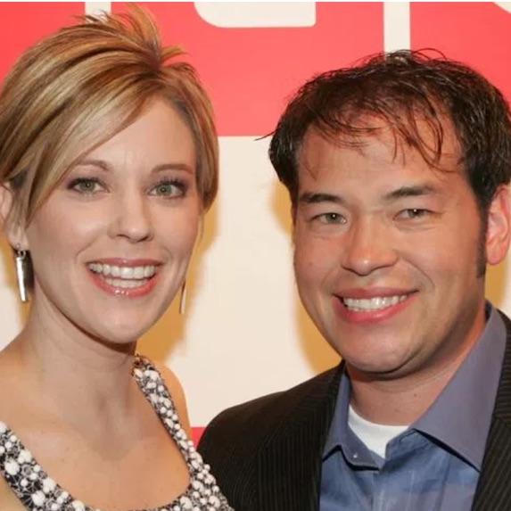 Divorced Jon & Kate Plus 8 stars Kate Gosselin and Jon Gosselin