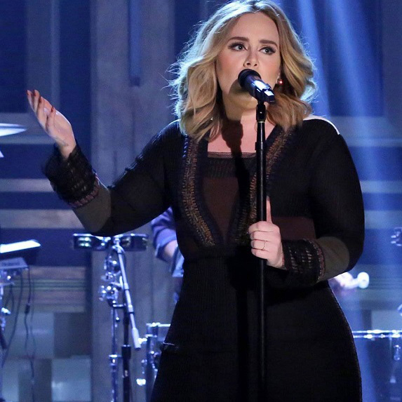 After: Adele