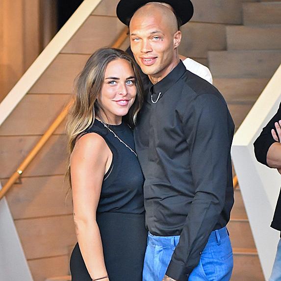 Chloe Green and Jeremy Meeks