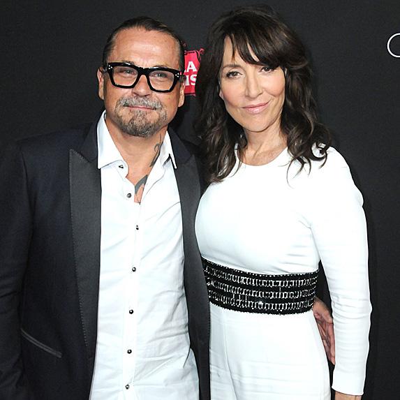 Katey Sagal and husband Kurt Sutter