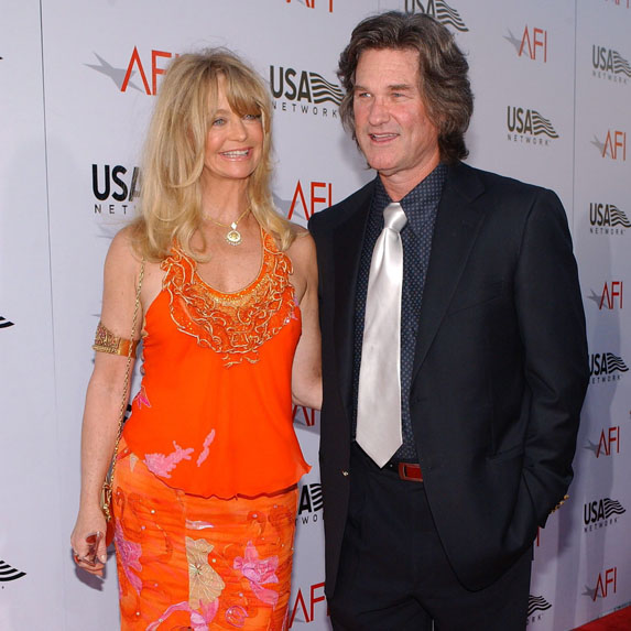 Goldie Hawn and Kurt Russell younger photo