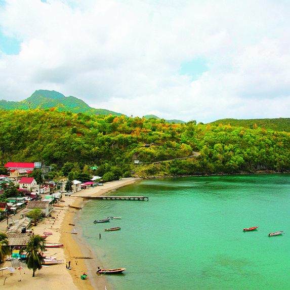 16. St. Lucia