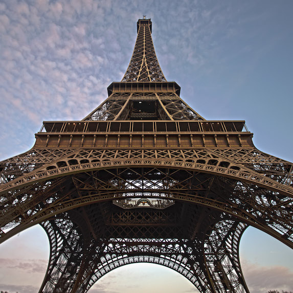 Eiffel Tower facts