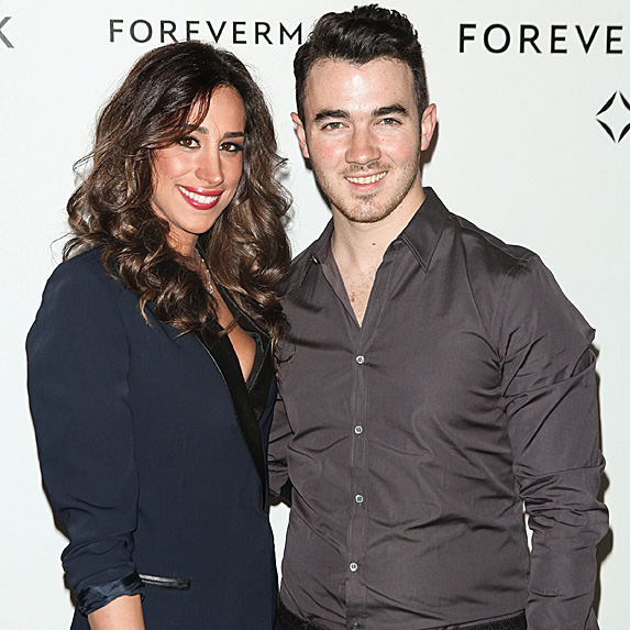 Danielle and Kevin Jonas waited until marriage
