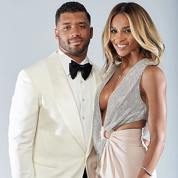 Russell Wilson and Ciara waited until marriage