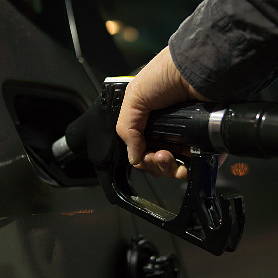 Gas costs more in Canada