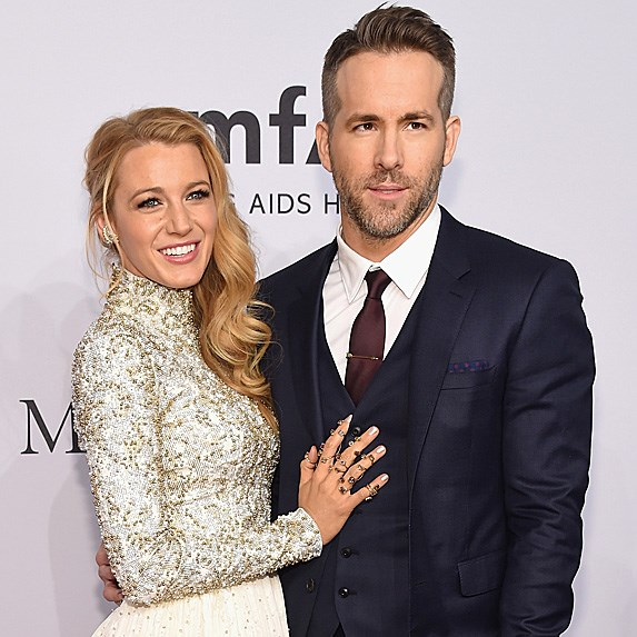 Blake Lively and Ryan Reynolds age