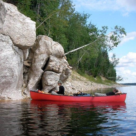 Canoe Ontario's Missinaibi River