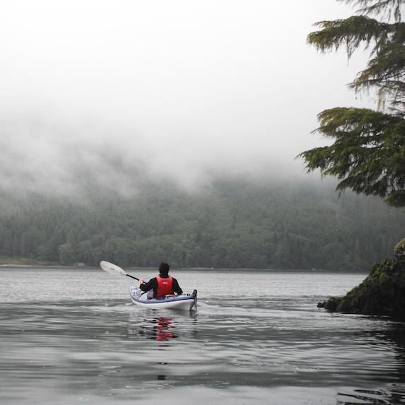 Kayak BC's Clayoquot Sound