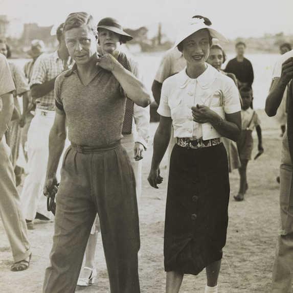 Prince Edward VIII and Wallis Simpson