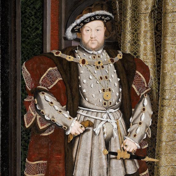 Henry VIII and Ann Boleyn