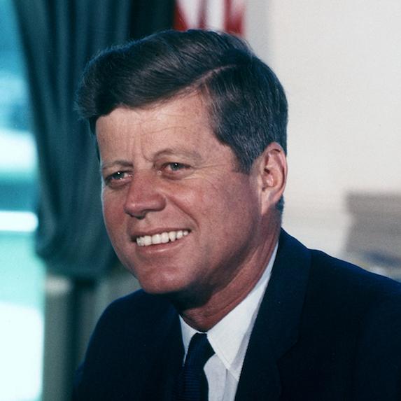 John F. Kennedy and Judith Exner