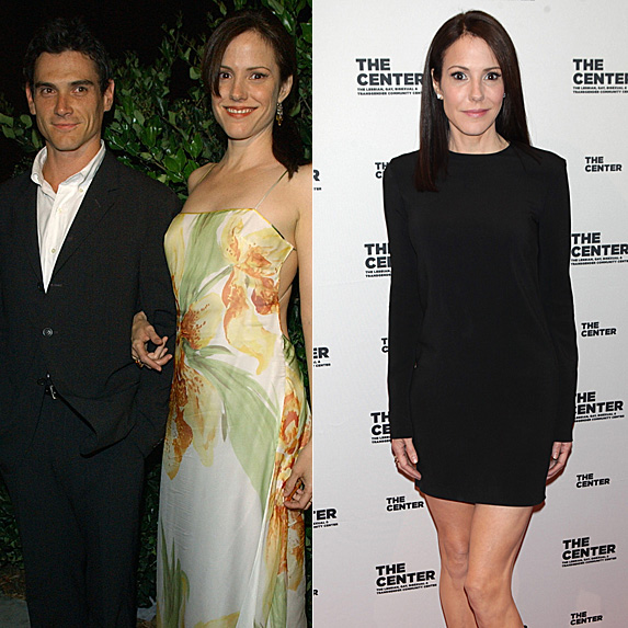 Billy Crudup and Mary-Louise Parker; Mary-Louise Parker