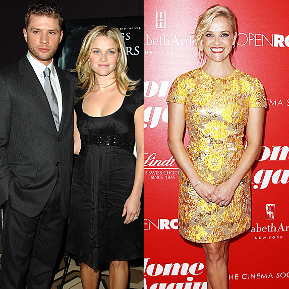 Ryan Phillippe and Reese Witherspoon; Reese Witherspoon