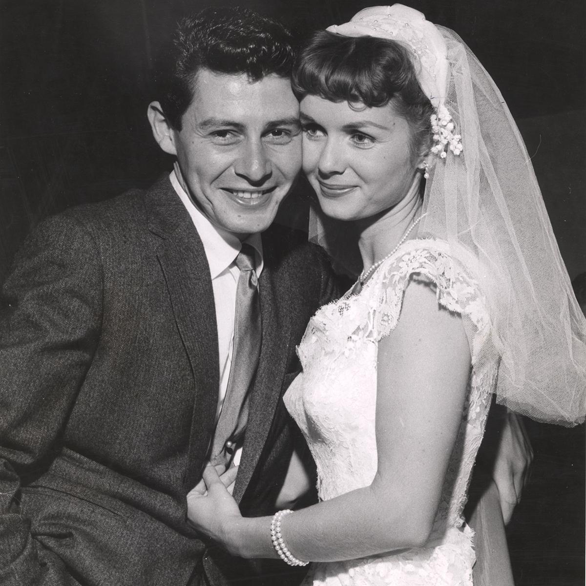 Debbie Reynolds Eddie Fisher love triangle