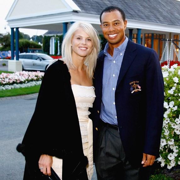 Tiger Woods Elin Nordegren love triangle