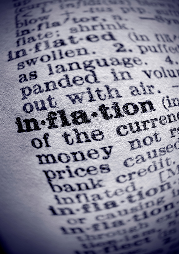plan for retirement and inflation