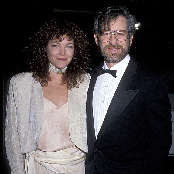 Amy Irving and Steven Spielberg prenup