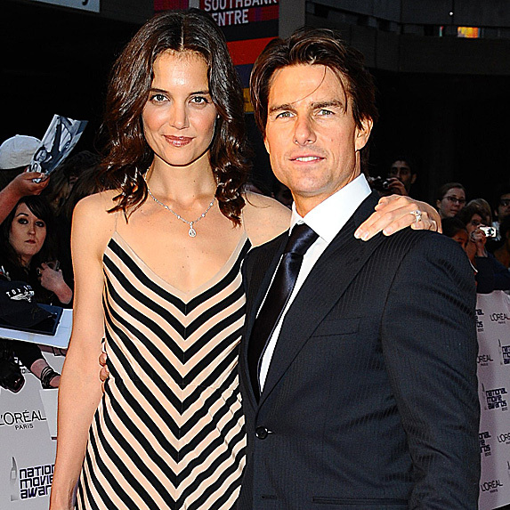 Katie Holmes and Tom Cruise prenup