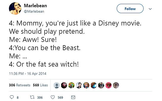 Moms are princesses, not villains