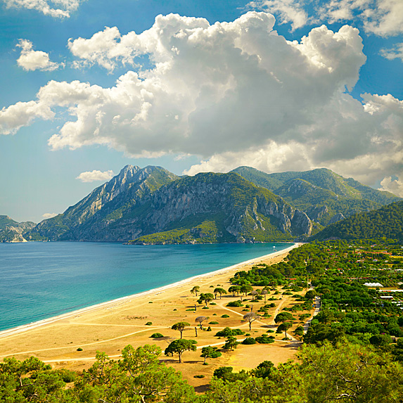 Cirali Beach, Turkey