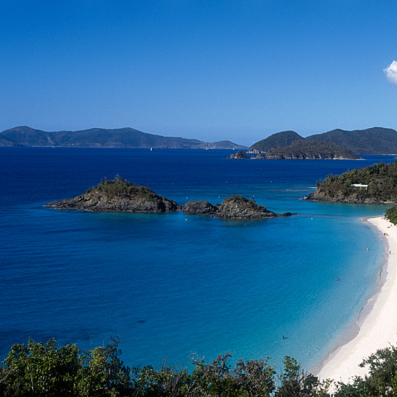 Lameshur Bay Beach, St. John