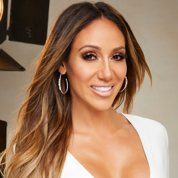 How old is Melissa Gorga?