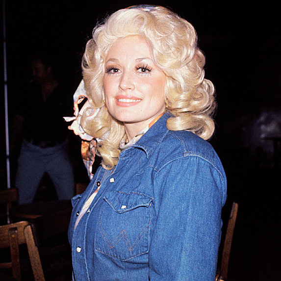 Dolly Parton and Carl Dean married young