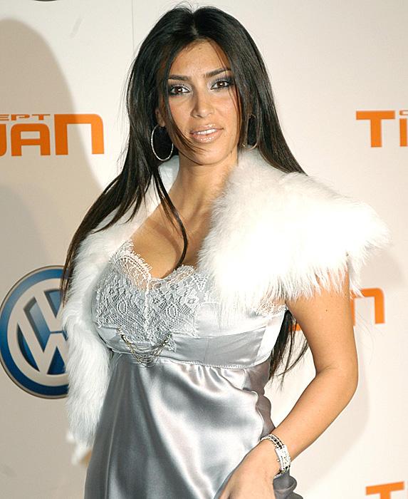 Kim Kardashian and Damon Thomas married young