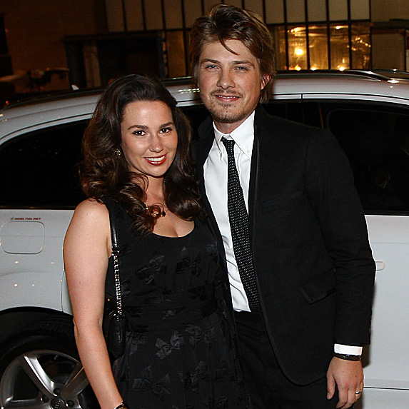 Natalie Bryant and Taylor Hanson married young