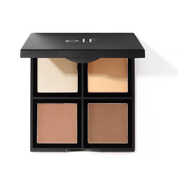 best-drugstore-highlighter-e-l-f-countour-palette