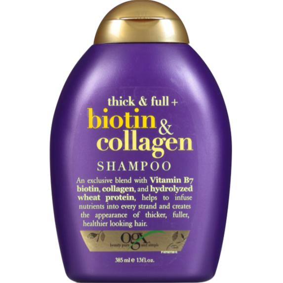 best-drugstore-shampoo-organix-biotin-and-collagen-shampoo