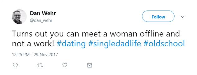 Single dad dating