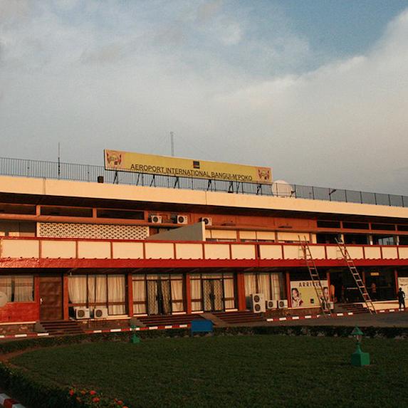 Bangui M'Poko International Airport
