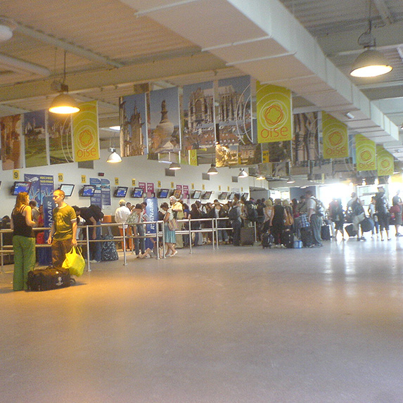 Beauvais-Tille Airport