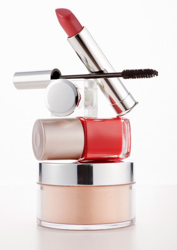 Cosmetics to pack for vacation