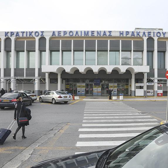 Heraklion International Airport