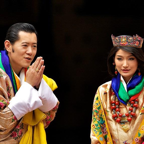 King Jigme Khesar Namgyel Wangchuck and Queen Ashi Jetsun Pema details