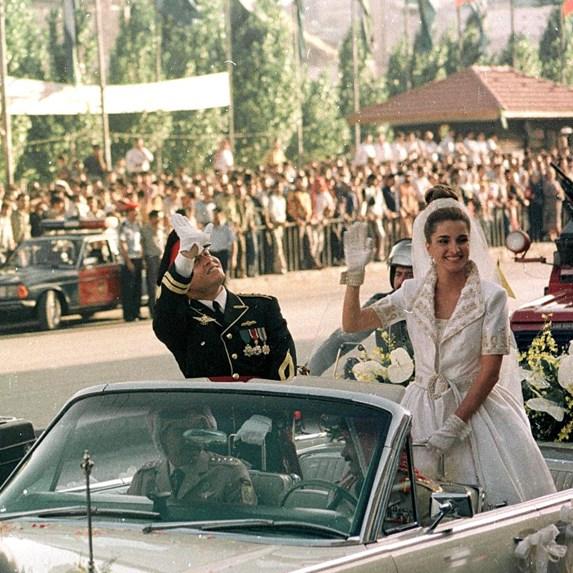 Prince Abdullah bin Al-Hussein and Rania Al-Yassin details