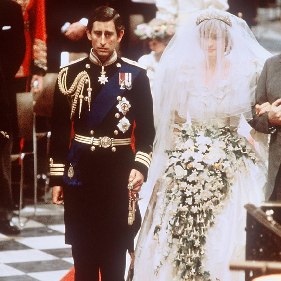 Prince Charles of Wales and Diana Frances details