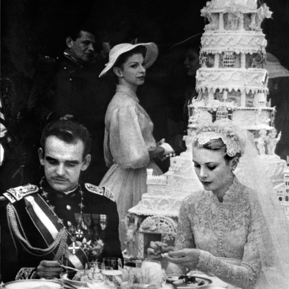 Prince Rainier III of Monaco and Grace Kelly details