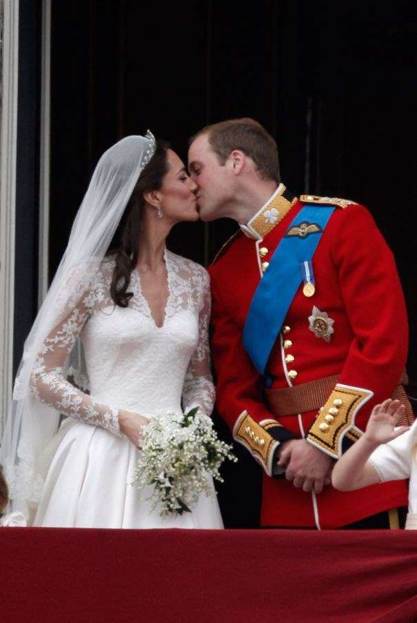 Prince William Duke of Cambridge and Kate Middleton
