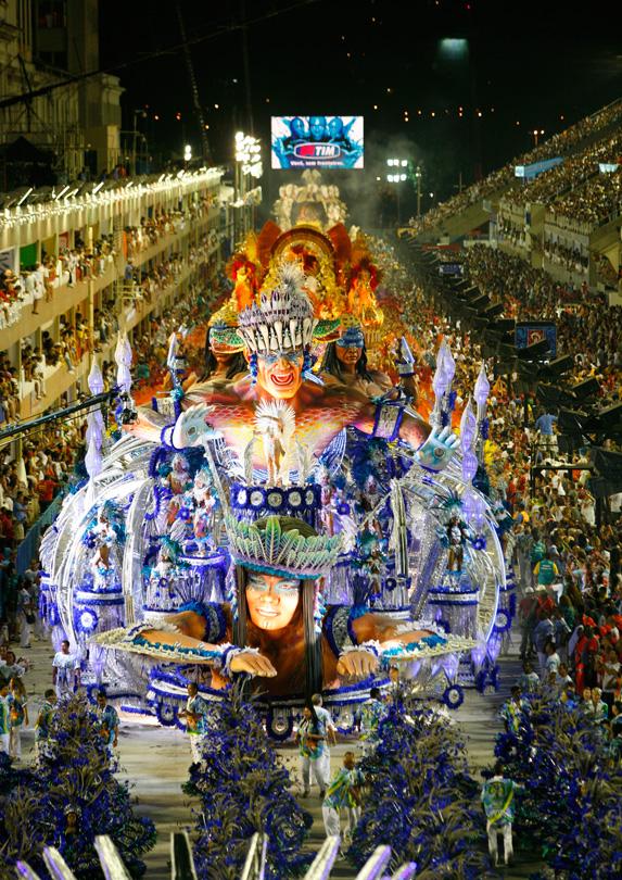 Rio de Janeiro, Brazil carnival