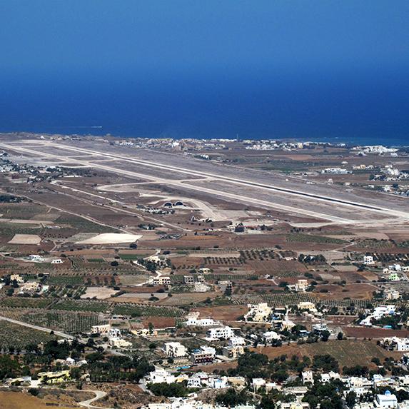 Santorini Thira National Airport