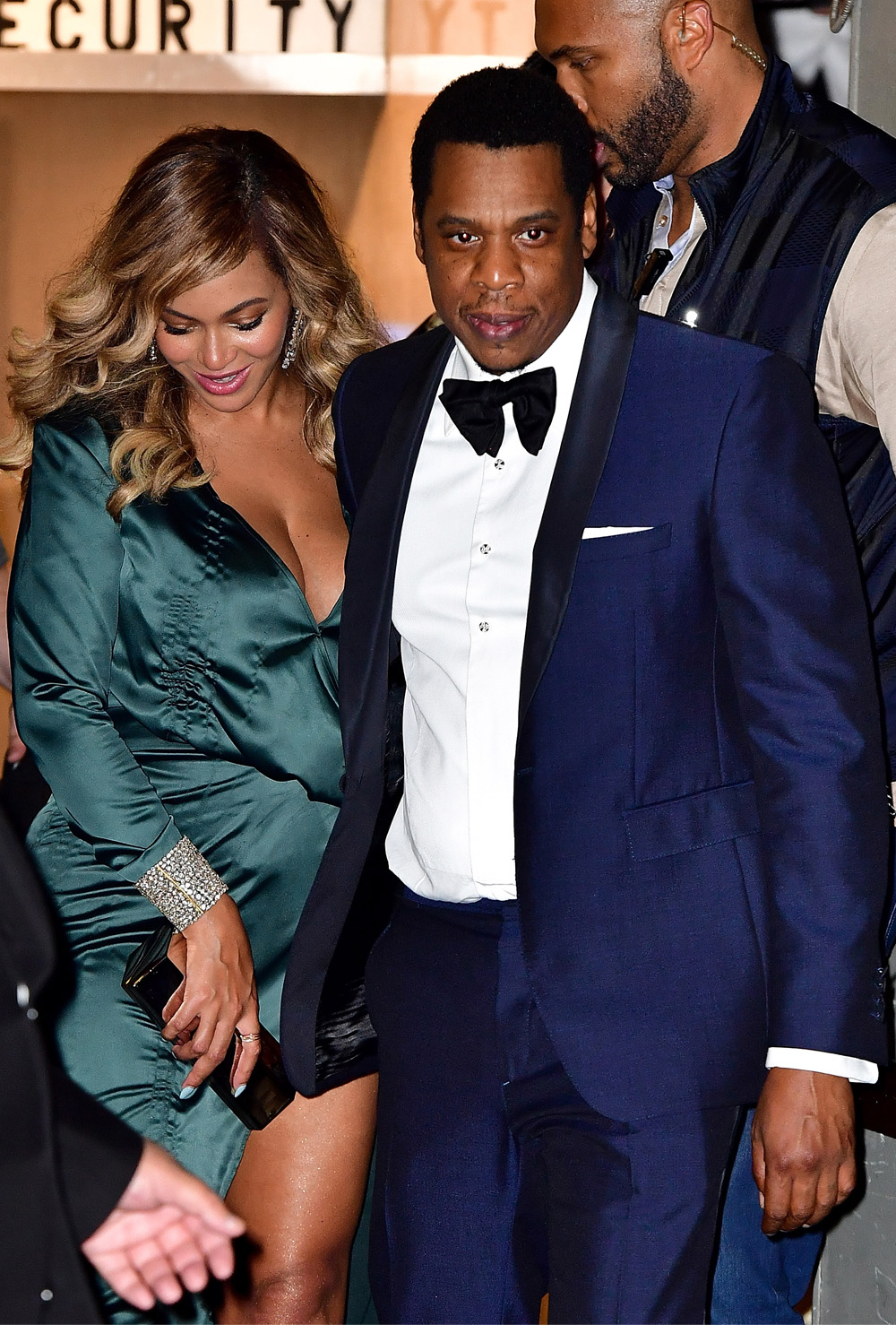 Beyonce and Jay-Z relationship