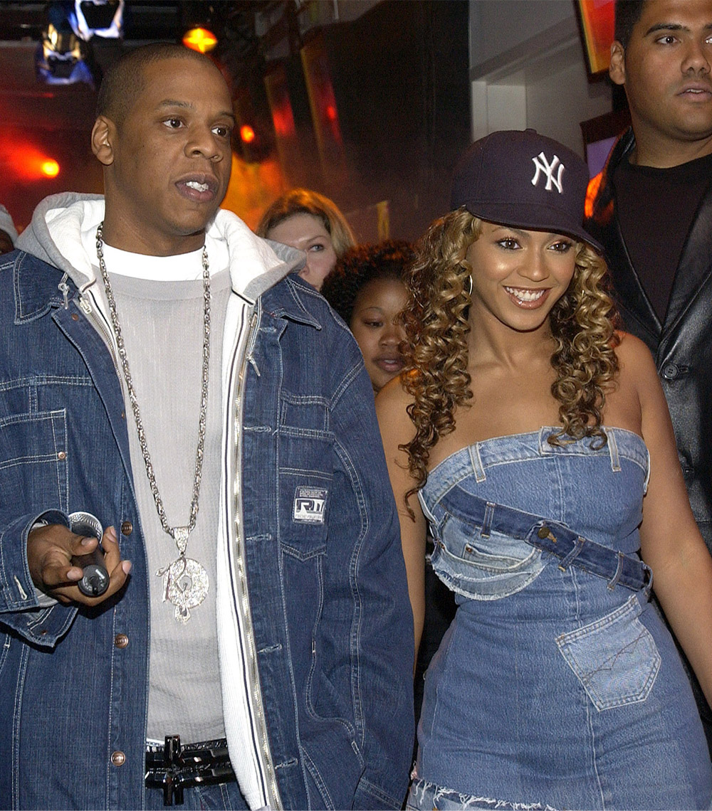Beyonce and Jay-Z younger photo