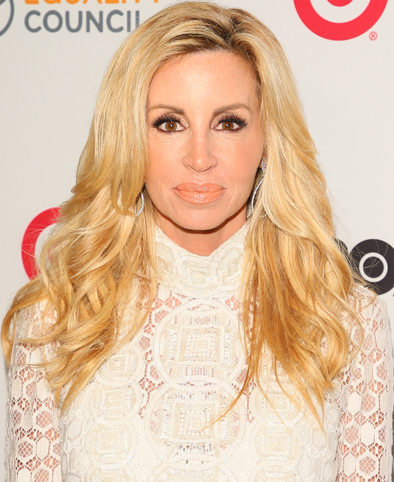 How old is Camille Grammer?