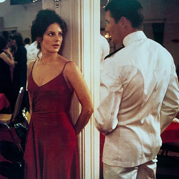 Debra Winger and Richard Gere